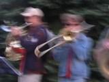 Musiker auf der Promenade
